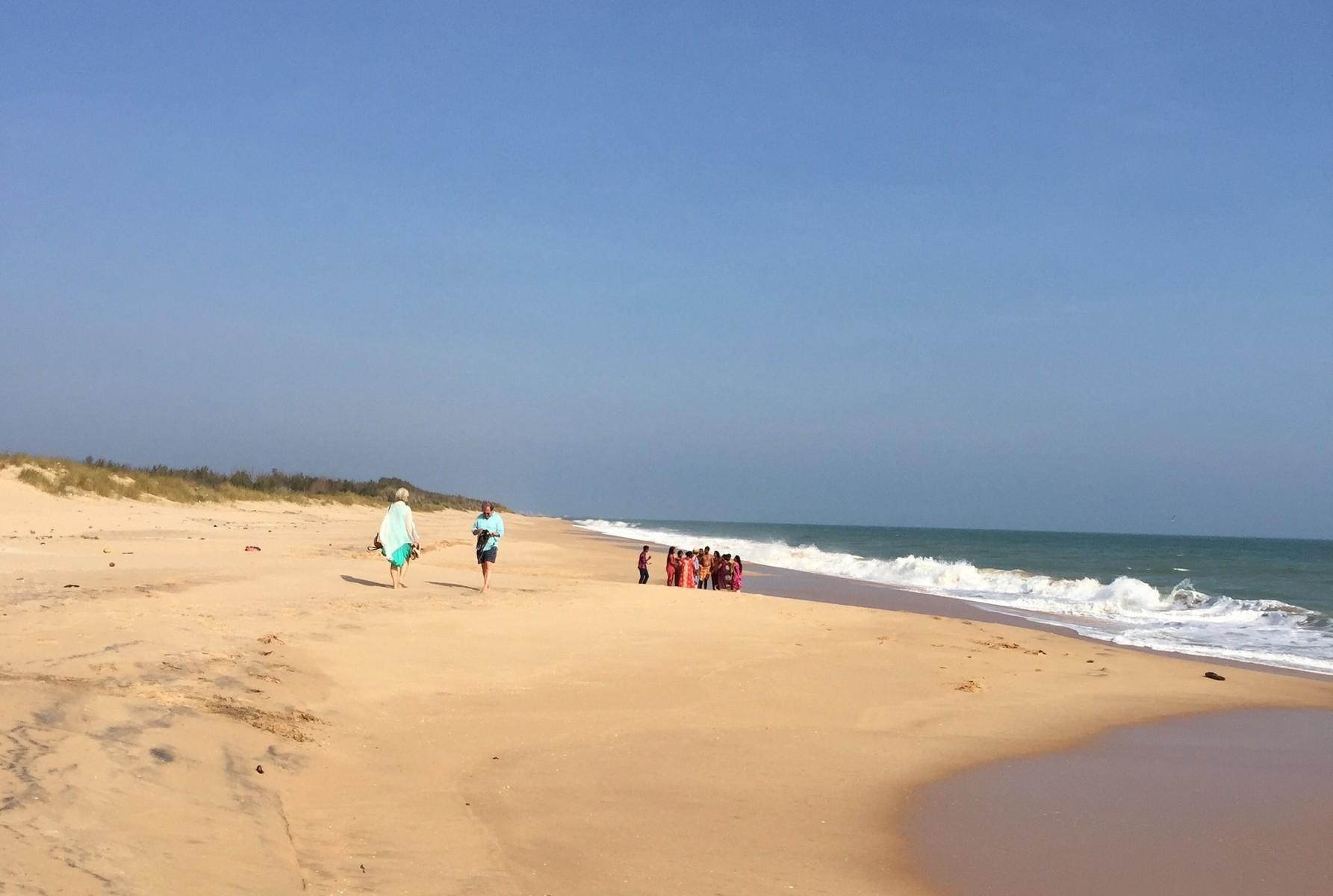 DEV-Inde Kanyakumari plage