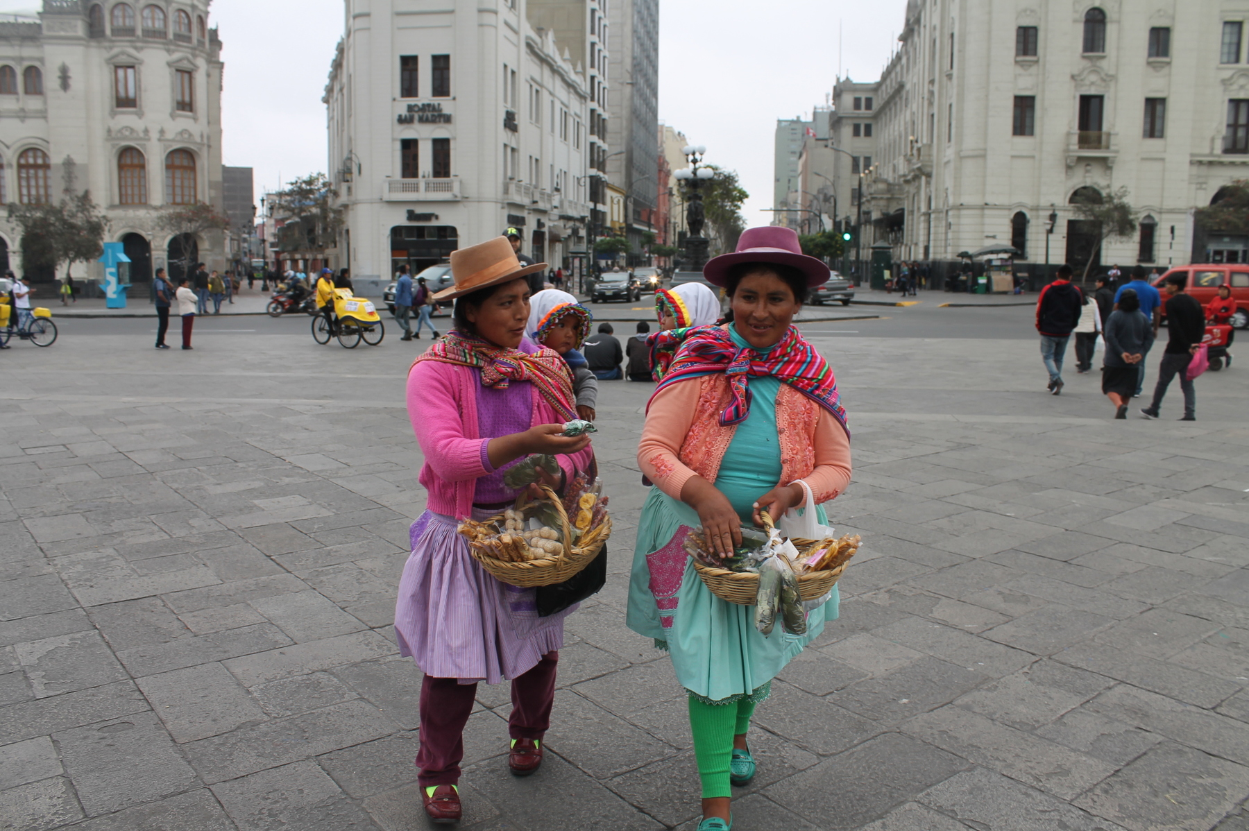 Pérou petit groupe
