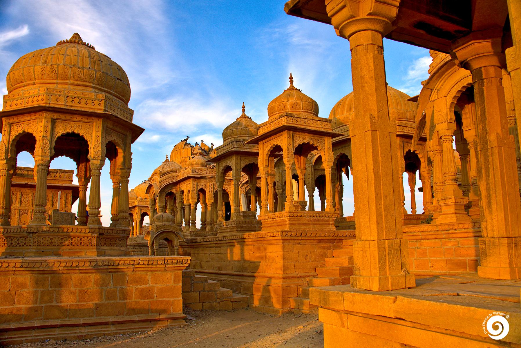 D'où l'Envie de Voyager - Inde - Jaisalmer