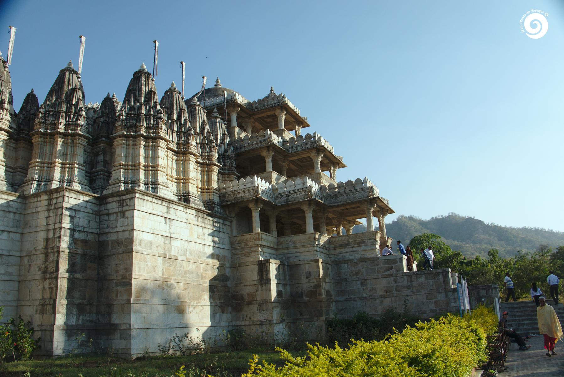 D'où l'Envie de Voyager - Inde -Ranakpur