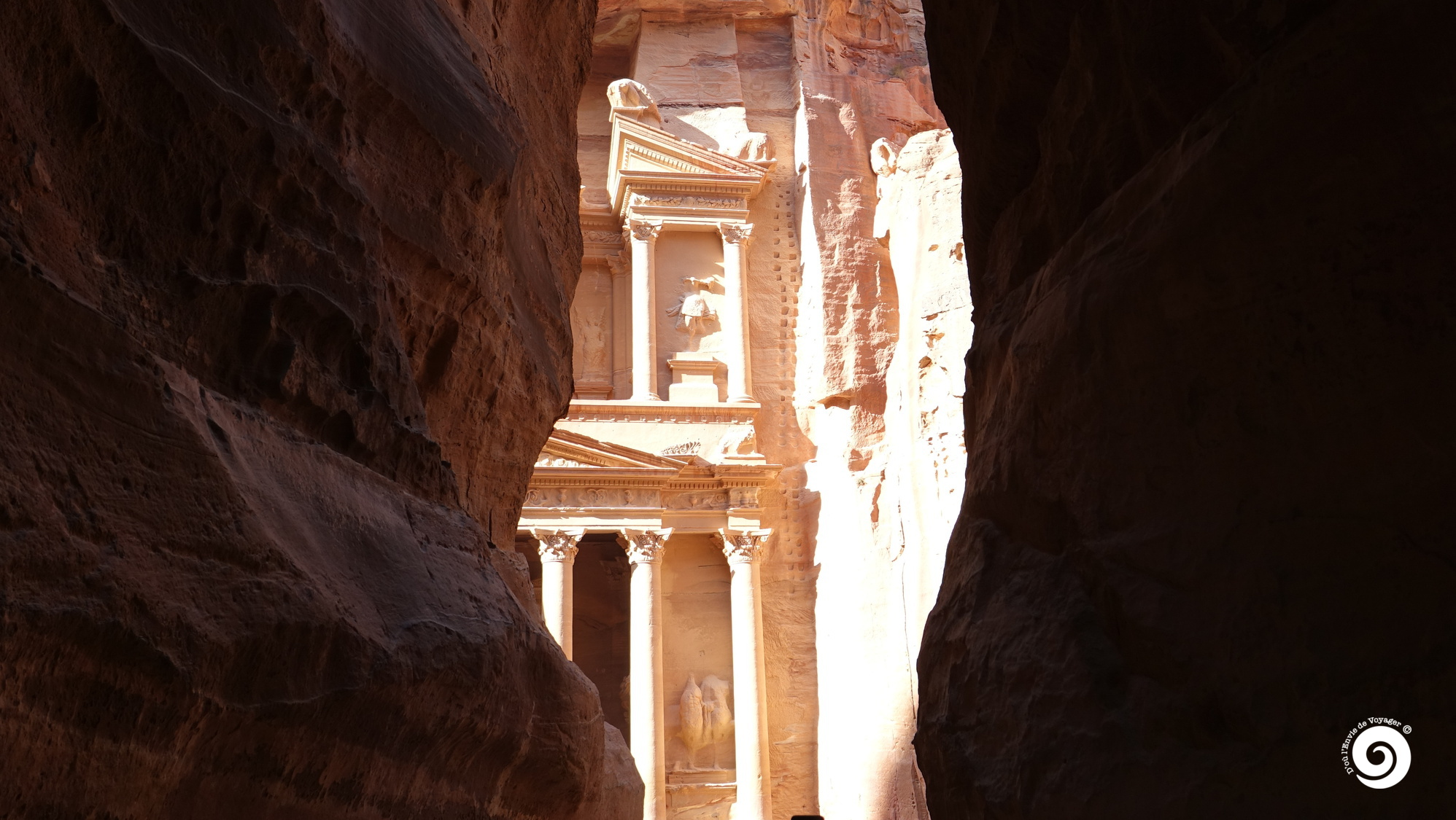D'où l'Envie de Voyager - Petra