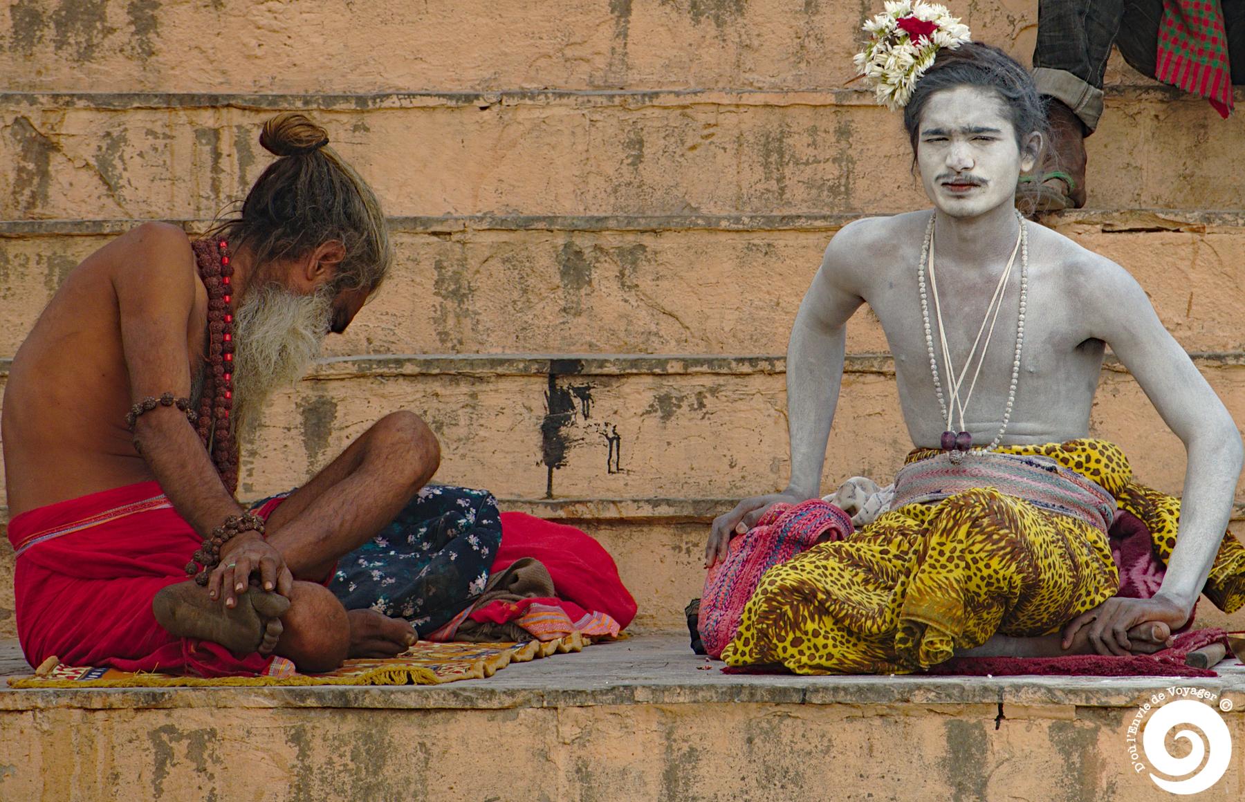 D'où l'Envie de Voyager - Inde - Varanasi