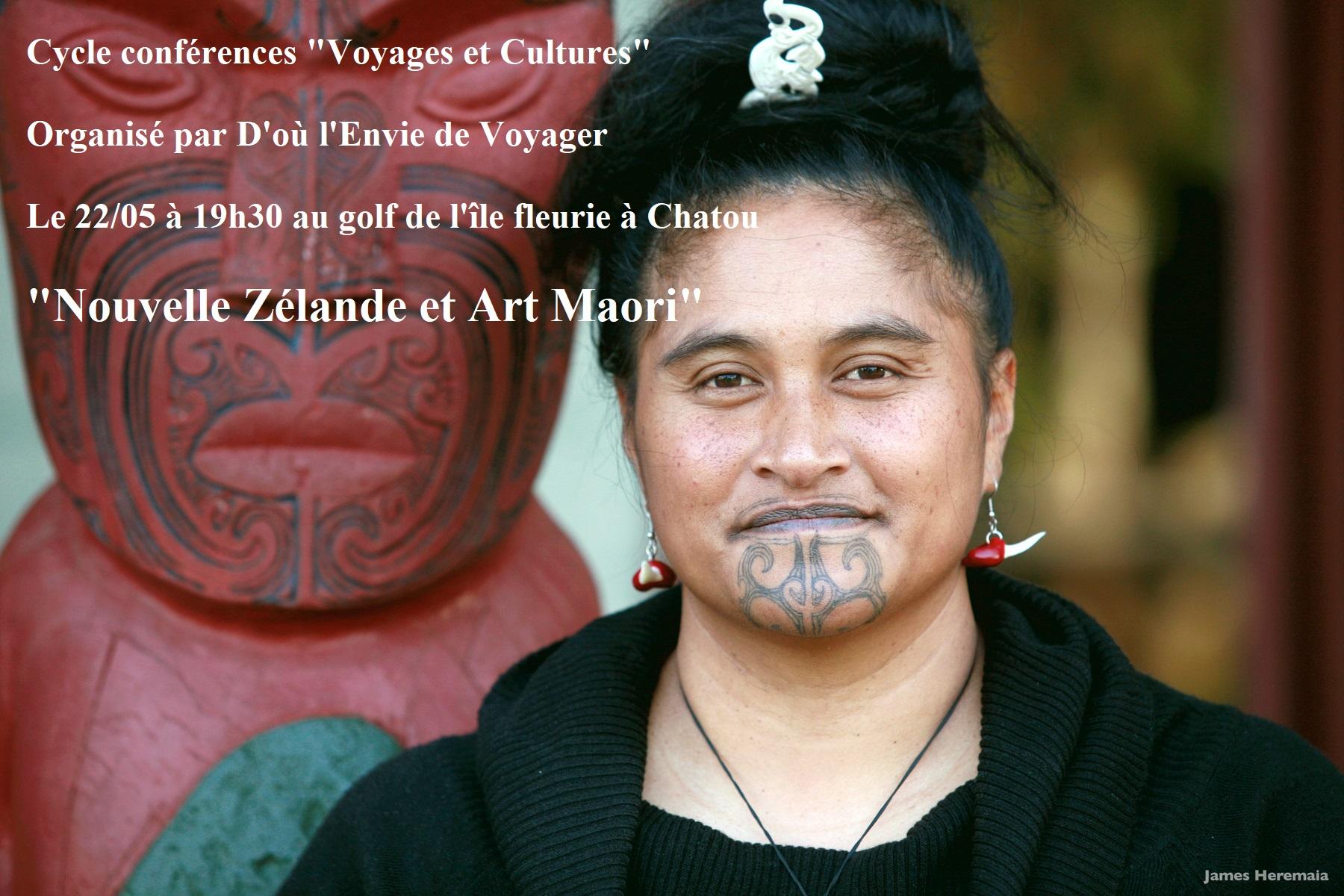 Conférence NZ et maori - le 2205