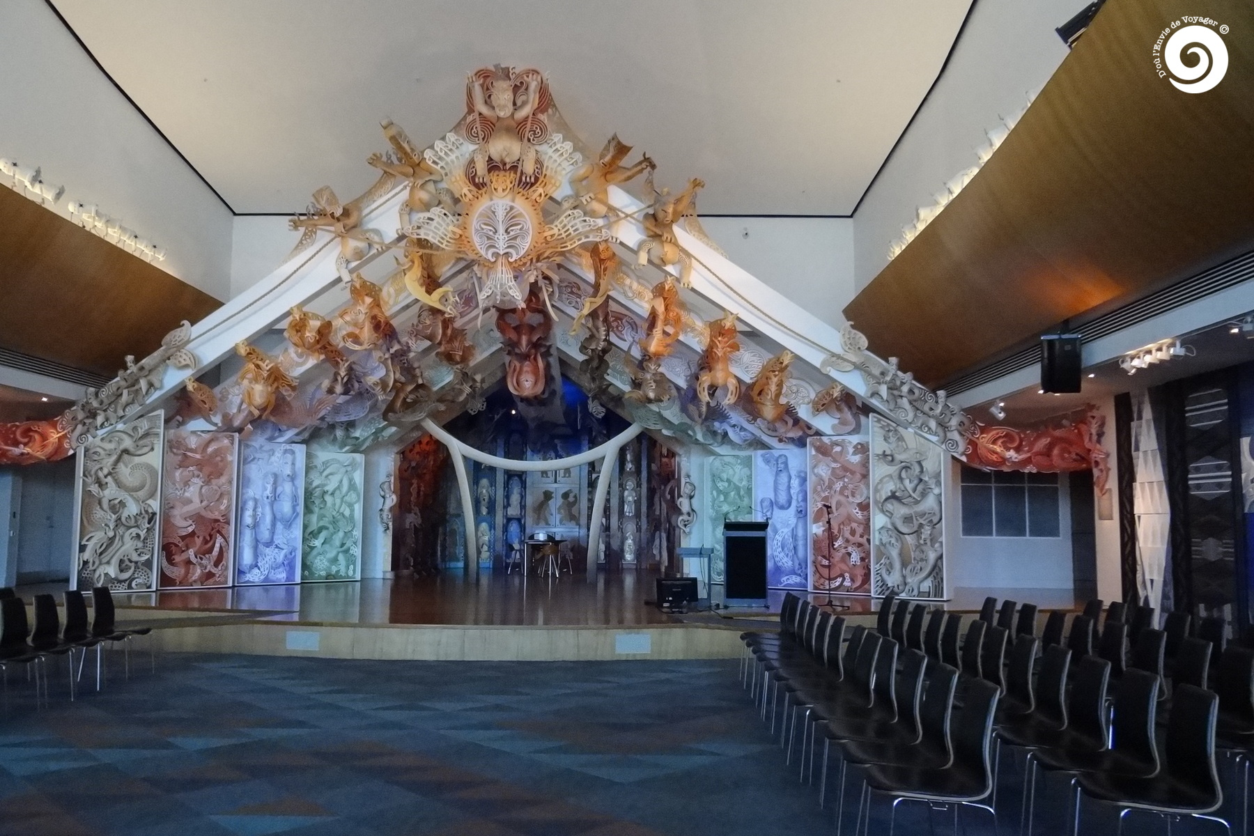 Voyage et culture - Maori (2)