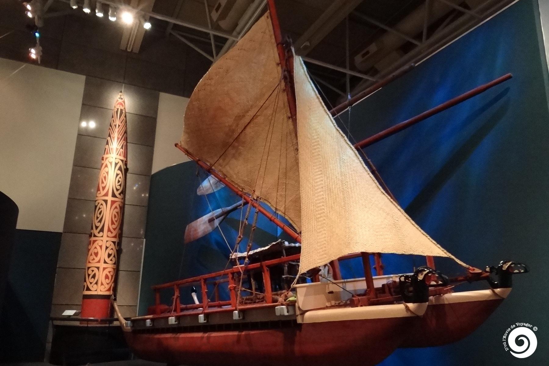 Voyage et culture - Maori