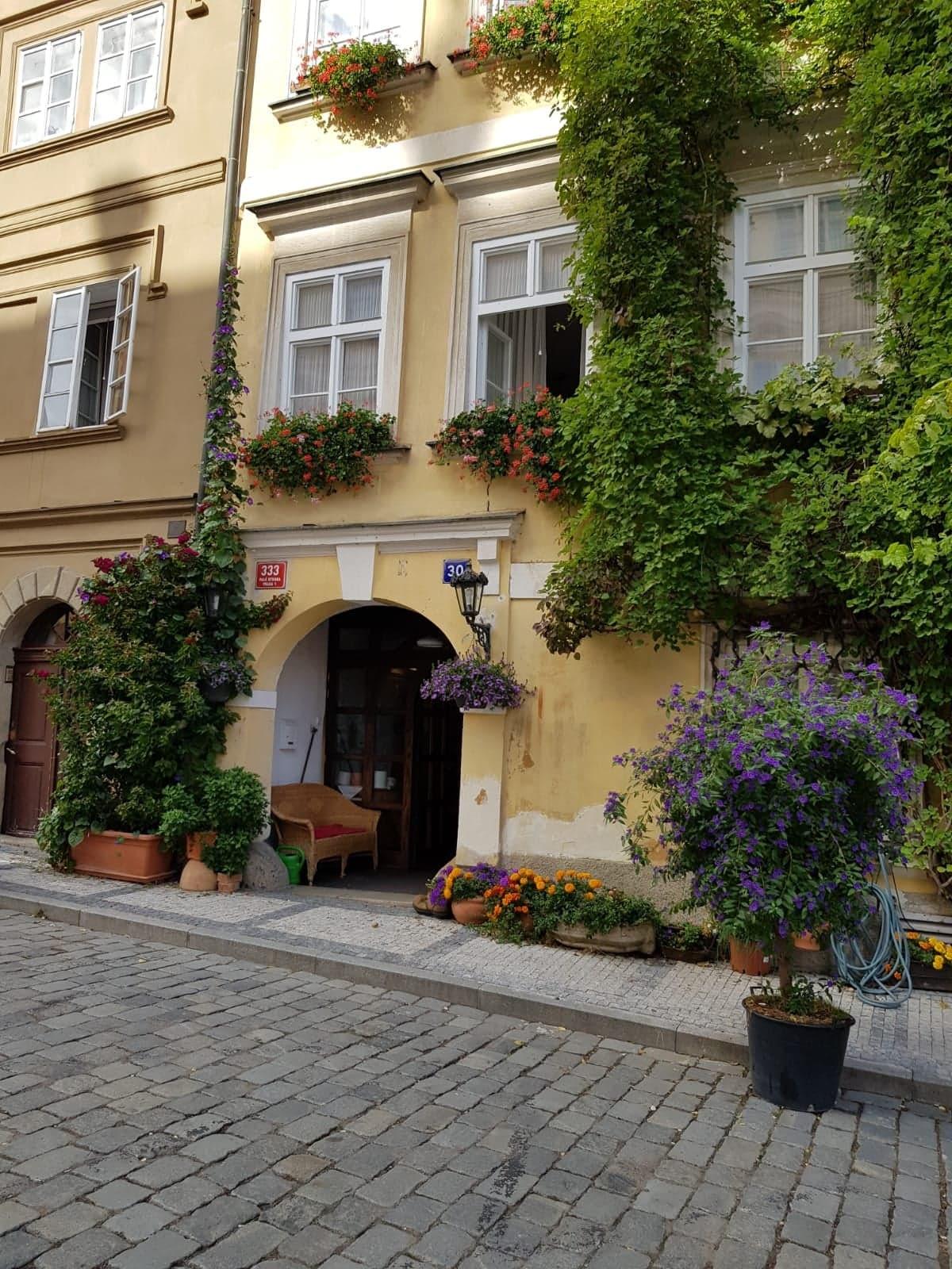D'où l'Envie de Voyager - Prague - Sylvie 1