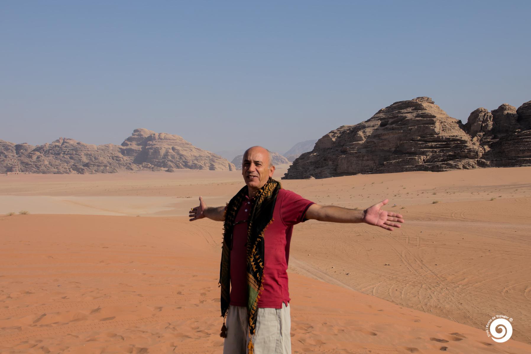 D'où l'Envie de Voyager - Wadi rum1
